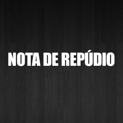 NOTA DE REPÚDIO AO QUADRO EXIBIDO NO PROGRAMA DO GUGU