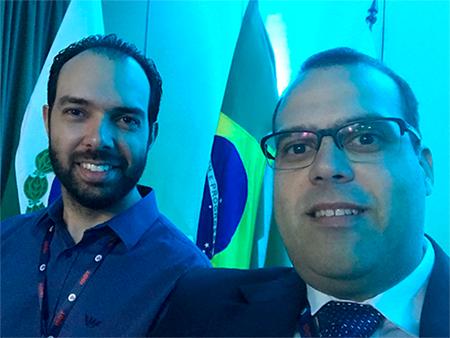 No última dia 7 de setembro o Dr. André Chediek palestrou no X Congresso do IDOT com o tema Osteopatia e sua prática no Brasil.