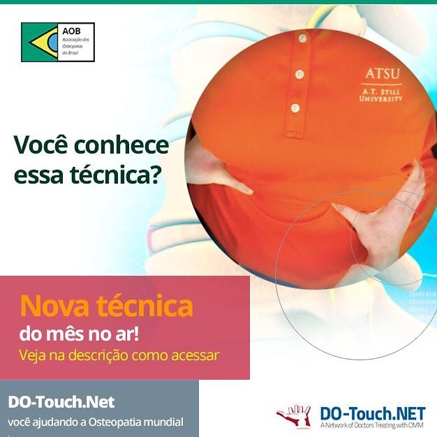 [DO-Touch.NET] Técnica Nova no ar