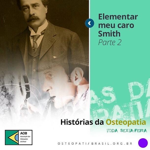 Histórias da Osteopatia – Episódio 9