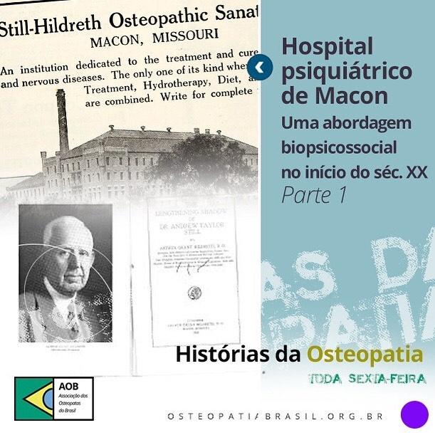Histórias da Osteopatia – Episódio 10