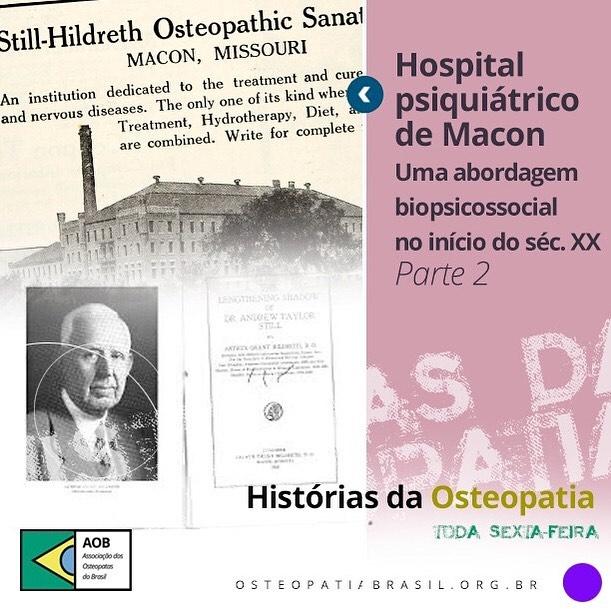 Histórias da Osteopatia – Episódio 11