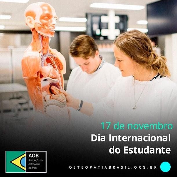 17 de novembro – Dia Internacional do Estudante