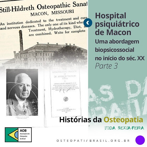 Histórias da Osteopatia – Episódio 12