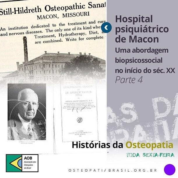 Histórias da Osteopatia – Episódio 13