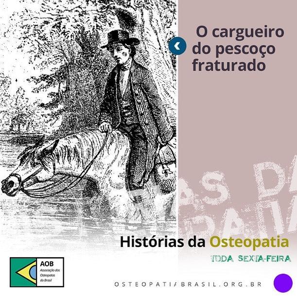 Histórias da Osteopatia