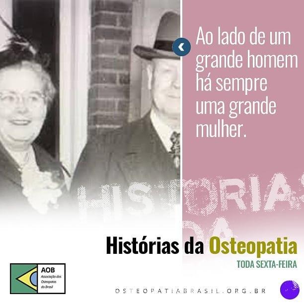 Histórias da Osteopatia: A mulher que registrava tudo.
