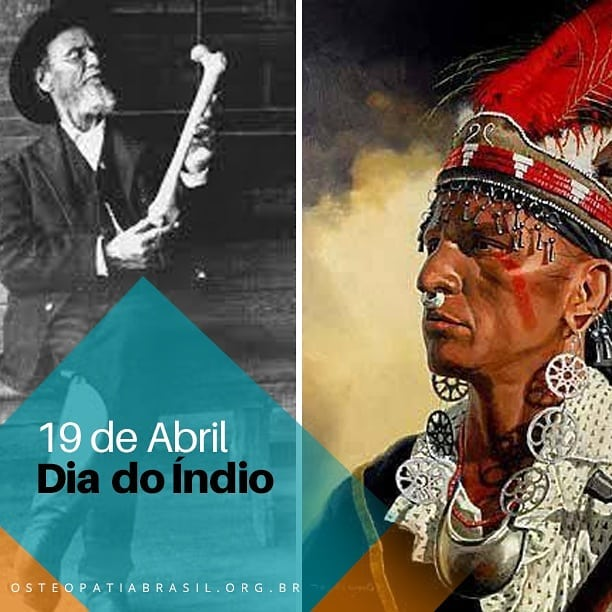 19 de Abril – Dia do Índio