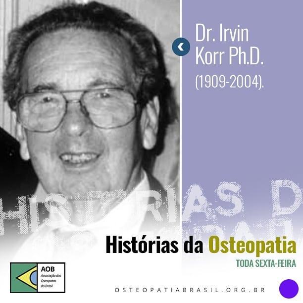 Histórias da Osteopatia: O desbravador da facilitação medular.